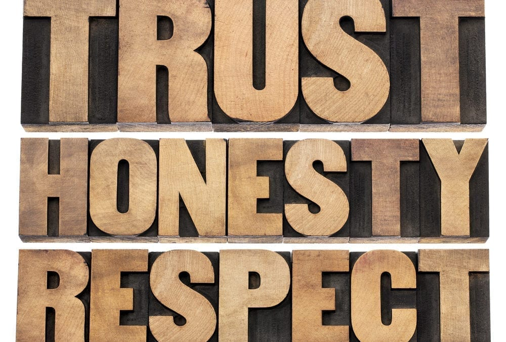 How Do Great Leaders Build Trust, Honesty and Respect?