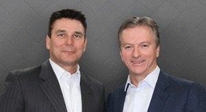 Peter and Steve Waugh